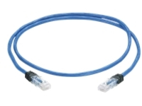 Panduit PanZone patch cable - 24.4 m - blue