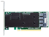 Lenovo ThinkSystem 1610-4P NVMe Switch Adapter - storage controller - PCIe 3.0 - PCIe 3.0 x16