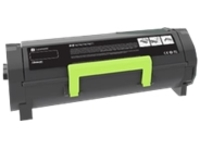 Lexmark - Extra High Yield - black - original - toner cartridge - LCCP, LRP