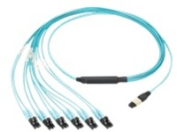 Panduit QuickNet network cable - 13.1 m - aqua