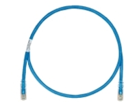 Panduit TX6A 10Gig patch cable - 2.13 m - blue