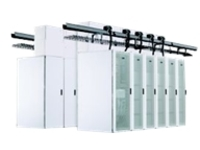 Panduit Net-Access S-Type rack - 48U
