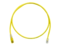 Panduit TX5e patch cable - 5 m - yellow