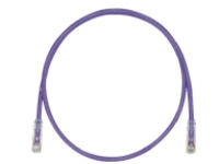 Panduit TX6 PLUS patch cable - 25 m - violet
