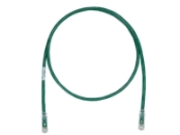 Panduit TX6A 10Gig patch cable - 10 m - green