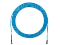 Panduit PanZone patch cable - 13.7 m - blue