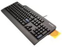 Lenovo Smartcard - keyboard - Canadian French - black
