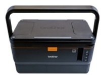Brother P-Touch PT-E800W - labelmaker - monochrome - thermal transfer