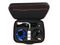 Axiom Boardroom Bundle A/V Cable and Adapter Pack - cable kit