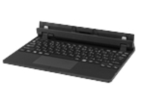 Fujitsu Keyboard Cover - keyboard - with touchpad - US