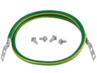 Panduit ground auxiliary cable bracket jumper kit