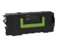 Lexmark - Ultra High Yield - black - original - toner cartridge - LCCP