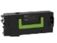 Lexmark - High Yield - black - original - toner cartridge - LCCP, LRP