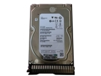 HPE Dual Port - hard drive - 4 TB - SAS 12Gb/s