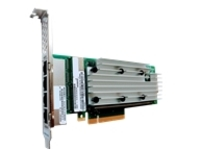 Lenovo ThinkSystem QL41134 - network adapter - PCIe 3.0 x8 - Gigabit Ethernet / 10Gb Ethernet x 4