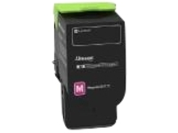 Lexmark - Ultra High Yield - magenta - original - toner cartridge - LCCP