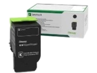 Lexmark - Ultra High Yield - black - original - toner cartridge - LCCP, LRP, government GSA
