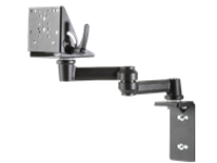 Gamber-Johnson Heavy-duty Extending with Standard Clevis - bracket (adjustable arm)