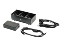Zebra 3-Slot Battery Charger - battery charger