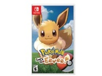 Pokémon Let's Go, Eevee! - Nintendo Switch
