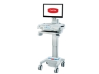 Capsa Healthcare CareLink Mobile Nurse Station - cart