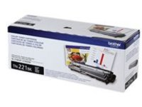 Brother TN-221BK - black - original - toner cartridge