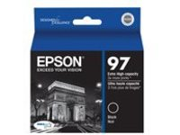 Epson 97 With Sensor - Extra High Capacity - black - original - ink cartridge