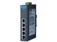 Advantech EKI-2725I - switch - 5 ports - unmanaged