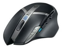 Logitech Gaming Mouse G602 - mouse - 2.4 GHz