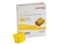 Xerox ColorQube 8870 - 6 - yellow - solid inks