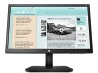 HP V190 - LED monitor - 18.5""