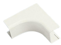 Panduit One Inch Bend Radius Fittings for TIA/EIA Compliance Low Voltage - cable raceway inside corner