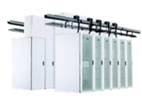 Panduit Net-Access rack panel - 48U