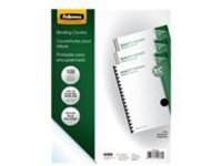 Fellowes Crystals - 100 pcs. - binding cover