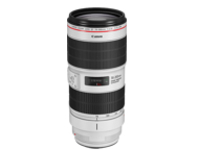 Canon EF telephoto zoom lens - 70 mm - 200 mm
