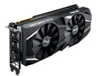 ASUS DUAL-RTX2080-A8G - Advanced Edition - graphics card - GF RTX 2080 - 8 GB