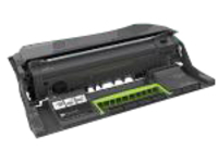Lexmark - black - original - printer imaging unit - LCCP, LRP, Lexmark Corporate