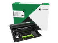 Lexmark - black - printer imaging unit - LCCP, LRP