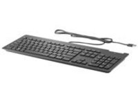 HP Business Slim - keyboard - US - black - Smart Buy