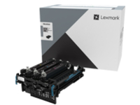 Lexmark - black, color - printer imaging kit - LCCP, LRP