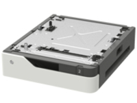 Lexmark Lockable Tray - media tray - 550 sheets