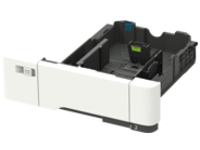 Lexmark Duo Tray - media tray / feeder - 650 sheets