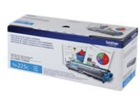 Brother TN-225C - High Yield - cyan - original - toner cartridge