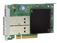 HPE InfiniBand FDR/EN 40/50Gb Dual Port 547FLR-QSFP - network adapter