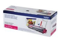 Brother TN-221M - magenta - original - toner cartridge
