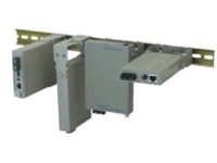 Omnitron UniDIN DIN-Rail Mounting Bracket Kit - wall mount bracket