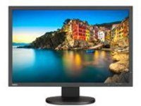 "NEC MultiSync P243W-BK-SV - LED monitor - 24"" - with SpectraViewII Color Calibration Kit"