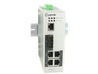 Perle IDS-305F-CSD80 - switch - 5 ports - managed