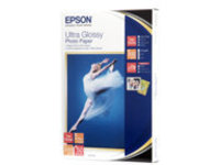 Epson Ultra Glossy Photo Paper - photo paper - 50 sheet(s) - 100 x 150 mm