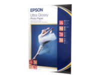 Epson Ultra Glossy Photo Paper - photo paper - glossy - 15 sheet(s) - A4
